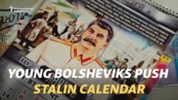 Stalin Time: Dictator's Calendars Sell Well In Yekaterinburg