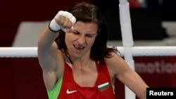 Стойка Кръстева спечели първия олимпийски медал за България в женския бокс