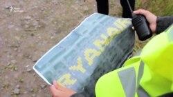 Зберегти Ryanair в Україні. Автомобільний флешмоб у Львові (відео)