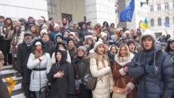Прэзыдэнт Кіева-Магілянскай акадэміі: «У нас за палітыку не выключаюць»