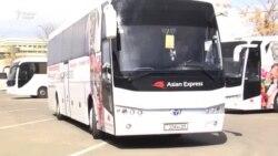 Аз Тоҷикистон ба шаҳрҳои Узбекистон – бо автобус
