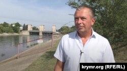 Сергей Шевченко, начальник управления Северо-Крымского канала