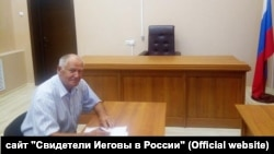 Владимир Филиппов в суде