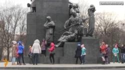 Унікальному пам'ятнику Шевченка у Харкові – 80 років
