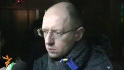 Майдан тепер отримав і парламентську складову – Яценюк