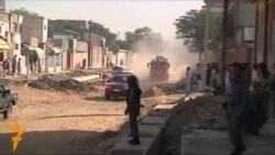 Таліби атакували президентський палац у Кабулі