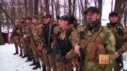 Чеченцев на Донбассе нет