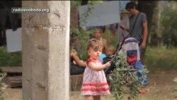 Звільнена Костянтинівка прихистила переселенців