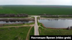 Херсонська область, Північнокримский канал, 26 травня 2021 року