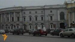 """Акция """"Белые улицы"""" в Петербурге"""