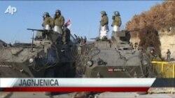 Ethnic Serbs Continue Blocking Roads In Kosovo