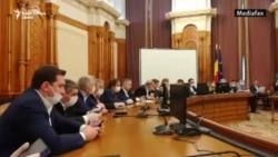 Coronavirus: Audierea miniștrilor din noul guvern Orban se face prin teleconferință
