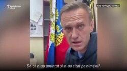Curaj împotriva fărădelegilor. Navalnîi a fost arestat