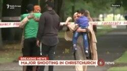 Pamje pas sulmeve në Zelandën e Re
