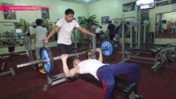 """Таджикский фитнесс: время подпольных """"качалок"""" прошло"""