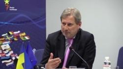 Україна отримає 50 мільйонів євро на антикорупційну діяльність – Ган