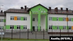 Кырынкүл бистәсендә татар этно-мәдәни компонентлы мәктәп