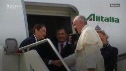 Papa Franjo u Emiratima