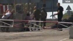 Ukrayna ordusu separatçılardan aldığı mövqelərdə güclənir