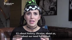 Ukraine's Eurovision Contestant Sings Of Crimea's Revival