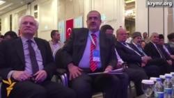 Анкарада Бөтендөнья кырымтатар конгрессы уза
