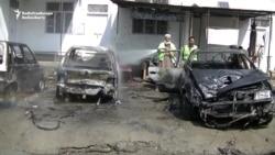 Suicide Bomber Strikes In Northwestern Pakistan