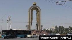 Маркази шаҳри Душанбе
