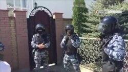 Арест Велиляева. В «Лефортово» – за гнилые помидоры (видео)