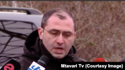 Заместитель министра внутренних дел Владимир Борцвадзе