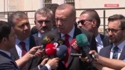 Erdogan: Bunun terror aktı olduğu ehtimal edilir