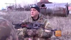 """Один день батальона """"Азов"""" ВСУ Украины"""