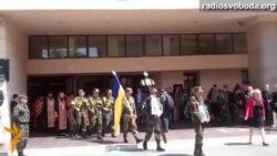 Дніпропетровськ попрощався з загиблим від рук сепаратистів земляком-військовим