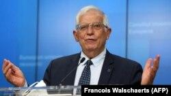 Josep Borrell, 19 aprilie 2021
