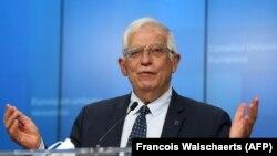 Жозеп Боррель, верховный представитель ЕС по иностранным делам и политике безопасности.