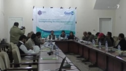بلوچستان کې ماشومانو ته د نهو ناروغیو ضد ستنې لګول کېږي