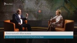 «Их не было вообще», – Могилев о пророссийских настроениях в Крыму (видео)