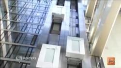 Немецкая компания Thyssenkrupp разработала магнитный лифт без тросов и проводов