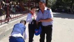Тафтиши ҷиддӣ қабл аз вуруд ба мактабҳои Душанбе