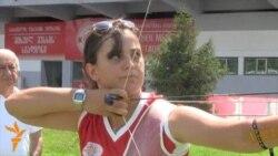 Olympic Profile: Georgian Archer Kristine Esebua