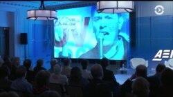 """""""Немцов"""" фильмін Вашингтонда көрсетті"""