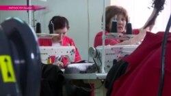 Как выживает швейная промышленность Кыргызстана - репортаж НВ