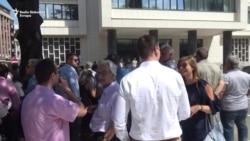 Protest advokata u Beogradu: Nećemo da budemo glineni golubovi