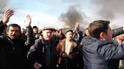 Protests Break Out Across Azerbaijan