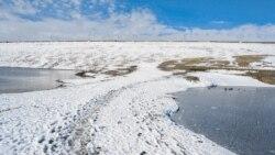 Снег сошел – воды нет   Доброе утро, Крым