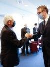 EU HR at the Belgrade-Pristina dialogue