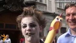 Міжнародний Фестиваль вуличних театрів у Празі підтримав Україну