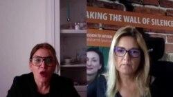 Marilyn Clark: Există o rețea de oameni puternici care consideră că jurnaliștii sunt o amenințare pentru activitățile lor