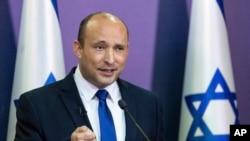 израелскиот премиер Нафтали Бенет