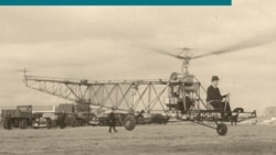 How The Russian Revolution Brought The Father Of The Helicopter To America