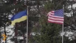 Америкалик десантлар украиналик ҳарбийларга ҳарбий машқлар ўргата бошлади